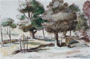 Sale 8976A - Lot 5038 - Paul Haefliger (1914 - 1982) - Hill End, 1952 24 x 37 cm (frame: 53 x 64 x 2cm)