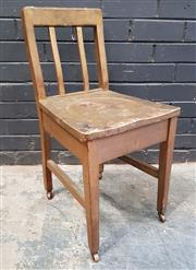 Sale 9026 - Lot 1034 - Vintage Machinists Chair