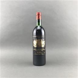 Sale 9120 - Lot 1046 - 1982 Chateau Palmer, 3me Cru Classe, Margaux - base of neck