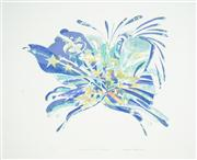 Sale 8526 - Lot 568 - Charles Blackman (1928 - ) - Constellation Butterfly 53.5 x 66.5cm