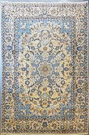 Sale 9059 - Lot 1025 - Persian Hand Knotted Woollen Kashan (384 x 260cm)