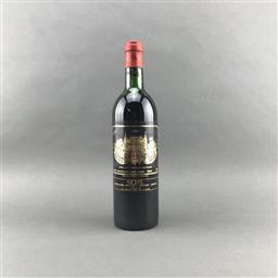 Sale 9120 - Lot 1047 - 1982 Chateau Palmer, 3me Cru Classe, Margaux - high shoulder