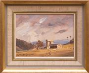 Sale 8368A - Lot 33 - Robert Lovett - Jamberoo Valley 13 x 19 cm