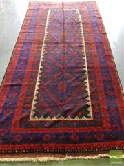 Sale 8469 - Lot 1082 - Persian Balouch (315 x 150cm)