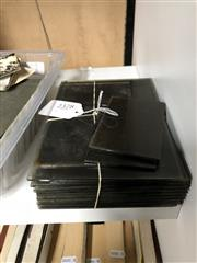 Sale 8789 - Lot 2378 - Collection of Glass Photographic Plates of Stone Masonry Work