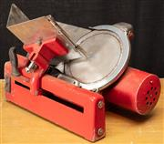 Sale 8984M - Lot 17 - A commercial grade electric meat slicer. Width 66cm