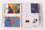 Sale 9015 - Lot 99 - An Album Of Postcards And Advertising Ephemera