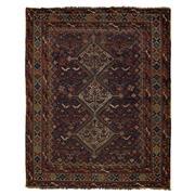 Sale 9061C - Lot 22 - Antique Persian Shiraz, 160x205cm, Handspun Wool