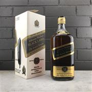 Sale 9079W - Lot 878 - Johnnie Walker Black Label 12YO Extra Special Blended Scotch Whisky - old bottling, 2000ml in box
