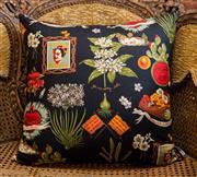 Sale 8448A - Lot 11 - Frida Khalo print decorative cushion 50 x 50cm Condition: New