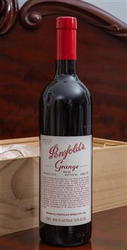 Sale 8595A - Lot 32 - A bottle of 2002 Penfolds Grange, bottle #096175, in presentation Box