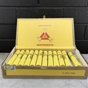 Sale 8970 - Lot 651 - Montecristo Petit Tubos Cuban Cigars - box of 25, stamped March 2016