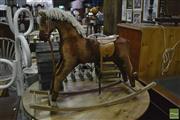 Sale 8398 - Lot 1045 - Rocking Horse