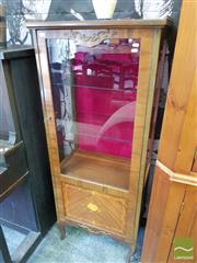 Sale 8469 - Lot 1007 - French Display Cabinet with Ormolu Mounts