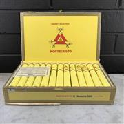 Sale 8970 - Lot 658 - Montecristo Tubos Cuban Cigars - box of 25, stamped February 2017