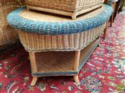Sale 8469 - Lot 1051 - Wicker Coffee table
