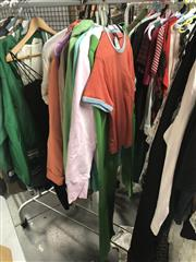 Sale 8819 - Lot 2189 - 10 Articles of Clothing incl Silk 2 Tops, Silk Pants, Diesel Jacket, Abercrombie & Fitch,  etc