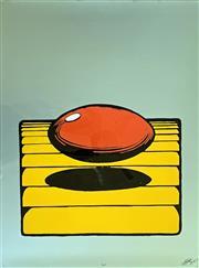 Sale 8643A - Lot 5013 - Martin Sharp (1942 - 2013) - Float, 1969 (SMartiple series) 100.5 x 75.5cm