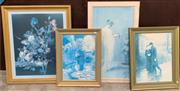 Sale 8961 - Lot 2087 - Group of Decorative Prints After European Masters (4)