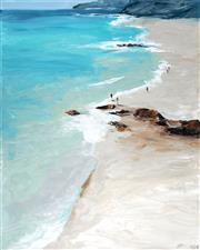 Sale 9042A - Lot 5023 - Cheryl Cusick - Looking South 121.5 x 91 cm