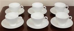 Sale 9155H - Lot 52 - A set of six wedgwood cups and saucers.