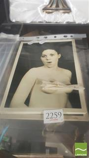 Sale 8417T - Lot 2076 - Collection of (5) Original Nude Photographs & Folk Dancers, various sizes
