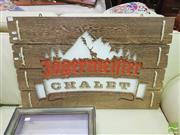 Sale 8447 - Lot 1091 - Jagermeister Sign