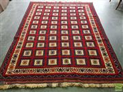 Sale 8469 - Lot 1081 - Persian Sumac (270 x 190cm)