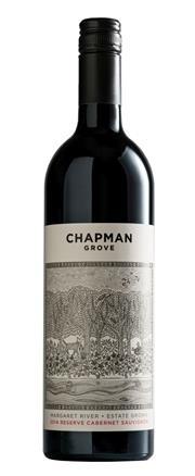 Sale 8528W - Lot 2 - 12x 2014 Chapman Grove Reserve Cabernet Sauvignon. 91 Points – James Halliday Wine Companion  Machine harvested, crushed and d...