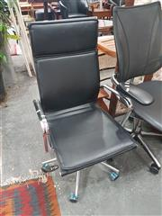 Sale 8676 - Lot 1124 - Modern Office Chair