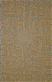 Sale 8847 - Lot 541 - Bambatu Napangardi (c1940 - ) - Kungka Tjukurrpa 153 x 98cm