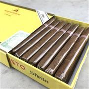 Sale 8970 - Lot 663 - Montecristo Puritos Cuban Cigars - pack of 25