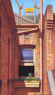 Sale 8382 - Lot 556 - Robert Clinch (1957 - ) - Untitled, 2002 24.5 x 14.5cm