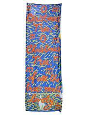 Sale 8643A - Lot 5014 - Martin Sharp (1924 - 2014) - Oh Christmas Tree... 48.5 x 148.5cm