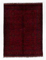 Sale 8770C - Lot 90 - An Afghan Khal Mohammadi 100% Wool Pile, 236 x 178cm