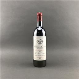 Sale 9120 - Lot 1026 - 1978 Chateau Montrose, 2me Cru Classe, Saint-Estephe - base of neck