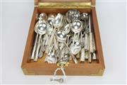 Sale 8654 - Lot 80 - Box of Cutlery