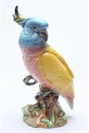 Sale 8673 - Lot 1 - Beswick Parrot