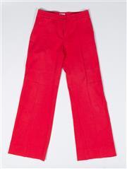 Sale 8800F - Lot 94 - A pair of Emporio Armani cotton-blend pants, size IT 40