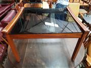 Sale 8930 - Lot 1076 - Tessa Glass Top Coffee Table