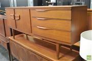 Sale 8338 - Lot 1026 - Beautility Teak Sideboard