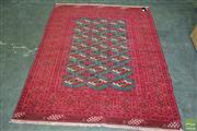 Sale 8368 - Lot 1089 - Persian Turkoman (190 x 130cm)