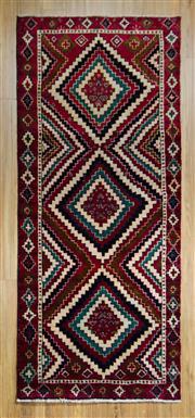 Sale 8566C - Lot 10 - Persian Lilian 114cm x 260cm