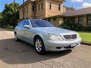 Sale 8934 - Lot 1002 - 2001 Mercedes-Benz S500