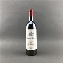 Sale 9120 - Lot 1027 - 1978 Chateau Montrose, 2me Cru Classe, Saint-Estephe - very high shoulder