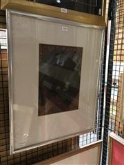 Sale 8811 - Lot 2054 - Artist Unknown - Untitled, 1989, mixed media on paper, frame size: 53 x 43cm, inscribed Masons, 1989 lower right