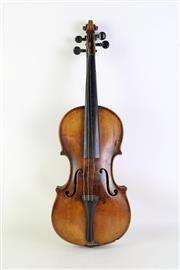 Sale 8940 - Lot 6 - Early Violin (L60cm), some losses