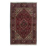 Sale 8914C - Lot 62 - Persian Fine Bidjar Rug, 140x90cm, Handspun Wool