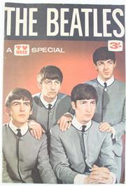 Sale 8997 - Lot 35 - A Vintage Beatles TV week