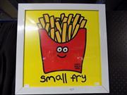 Sale 8347A - Lot 95 - Todd Goldman (XX) - Small Fry 39 x 38.5cm